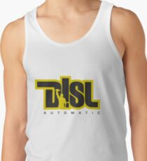 DISL Automatic - GOLD Tank Top