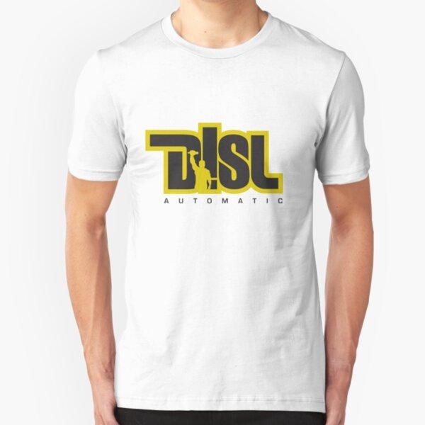 DISL Automatic - GOLD Slim Fit T-Shirt