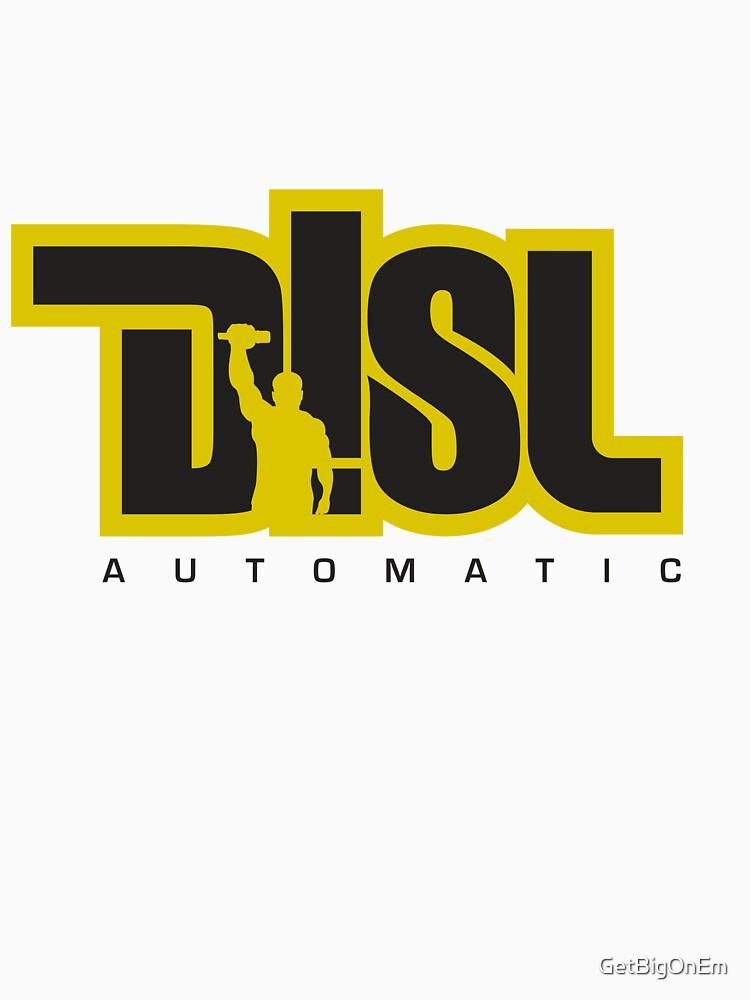 DISL Automatic - GOLD by GetBigOnEm