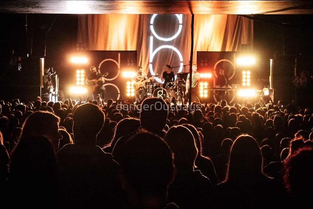 Concert Crowd #2 by Tash Bandicoot