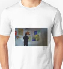 TOUGH CHOICES AT THE GALLERY (C2016) T-Shirt