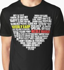 Wayhaught quotes - best of ; Graphic T-Shirt