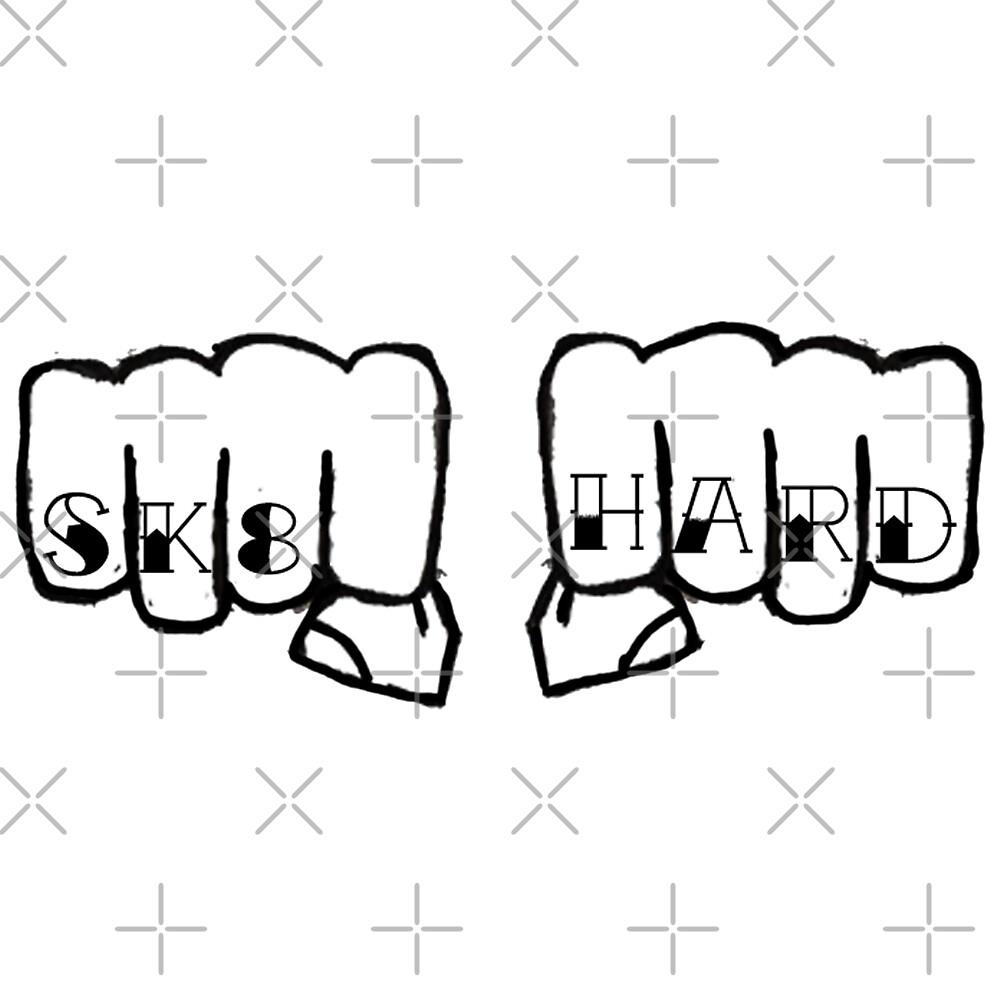 Sk8 Hard. by Tash Bandicoot