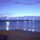 Port Noarlunga Jetty by Brett Conlon
