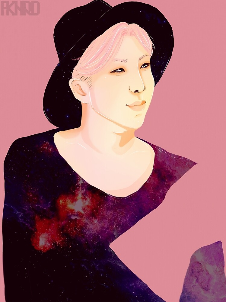 Galaxy Namjoon by mazazuki