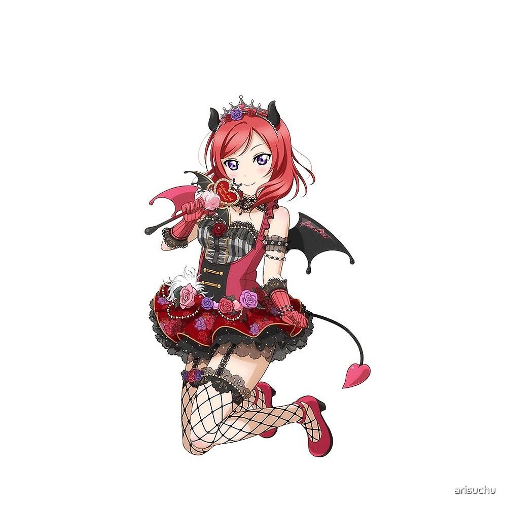 devil maki by arisuchu