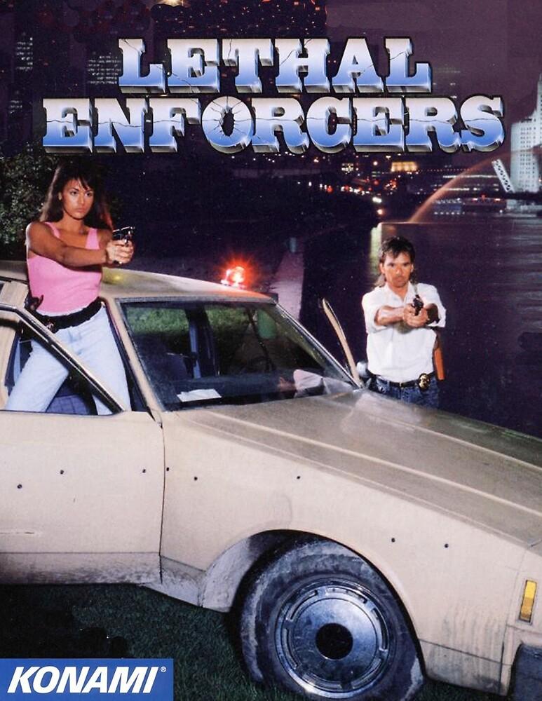 Lethal Enforcers Arcade  by Icepatrol