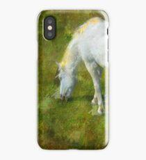 Camargue Horse iPhone Case/Skin