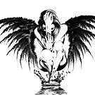 Fallen Angel by Epicurian