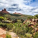 Sedona - Midgley Bridge & Wilson Canyon by eegibson
