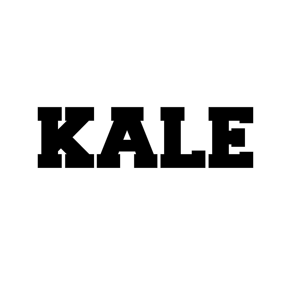 KALE Graphic by armonea