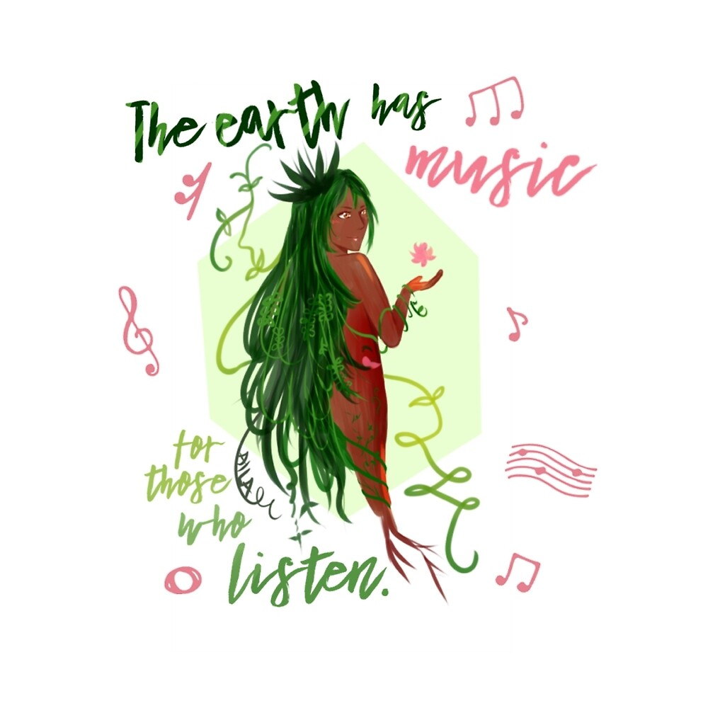 Listen to the Earth by spicyeggroll