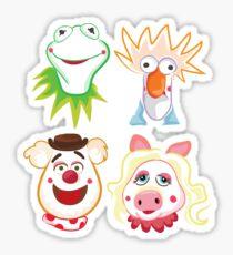 Muppets Sticker