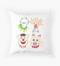 Muppets Throw Pillow