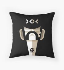 Lemmy, Motorhead Throw Pillow