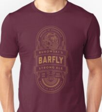 Charles Bukowski Brew Unisex T-Shirt