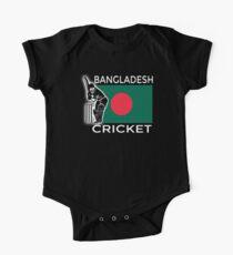 Bangladesh Cricket One Piece - Short Sleeve