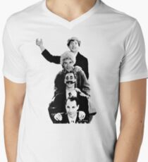 The Marx Brothers Mens V-Neck T-Shirt