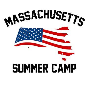 Summer Camp #8 by dianeblocker