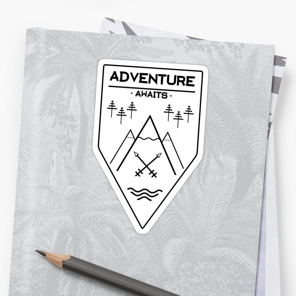 Adventure Awaits by lawjfree
