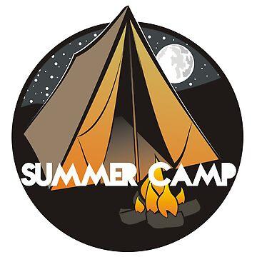 Summer Camp #9 by dianeblocker