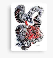 Dessin Cobra cobra dessin: impressions sur toile   redbubble