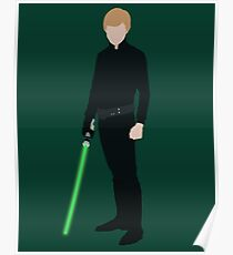Luke Skywalker 1 Poster