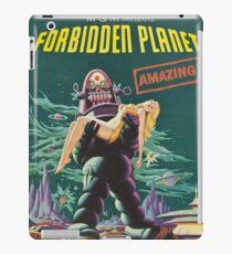 Verbotener Planet iPad-Hülle & Klebefolie