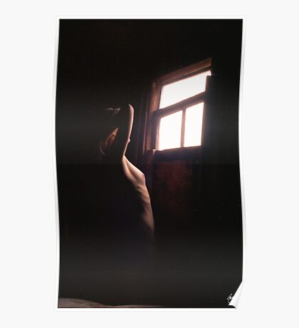 Woman at the Window Poster