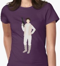 Leia 1 Women's Fitted T-Shirt