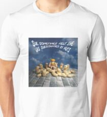Surrounded by nuts - female T-Shirt