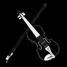 Violin by Rose Gerard