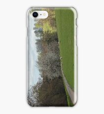 Fawsley Countryside Northamptonshire iPhone Case/Skin