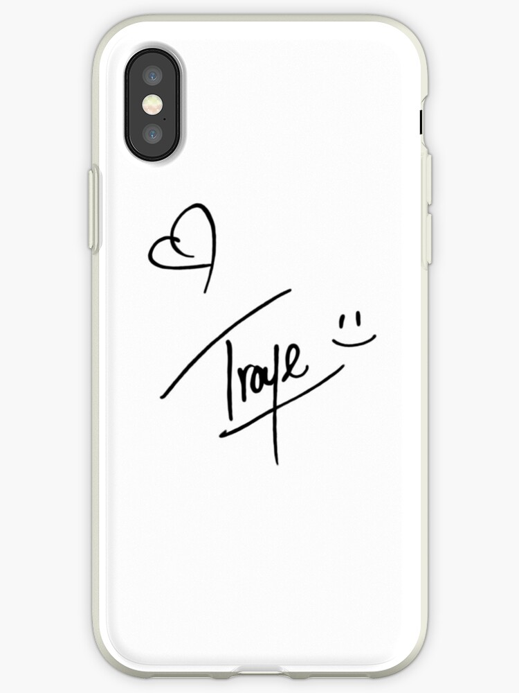 Troye Sivan Signature by melissacascio