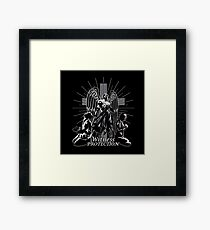 Witness Protection Framed Print