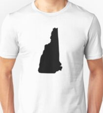 American State of New Hampshire Unisex T-Shirt
