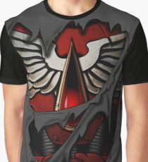 Blood Angels Armor Graphic T-Shirt