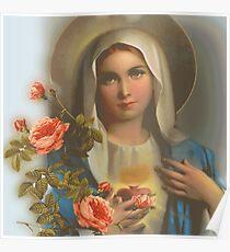 Madonna of May Poster