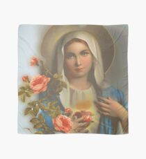 Madonna of May Scarf