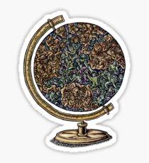 Global Workforce Sticker