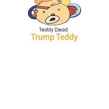 Trump Teddy  by TeddyDead