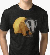 Mr Badger Tri-blend T-Shirt