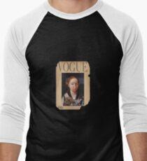 vintage vogue Men's Baseball ¾ T-Shirt