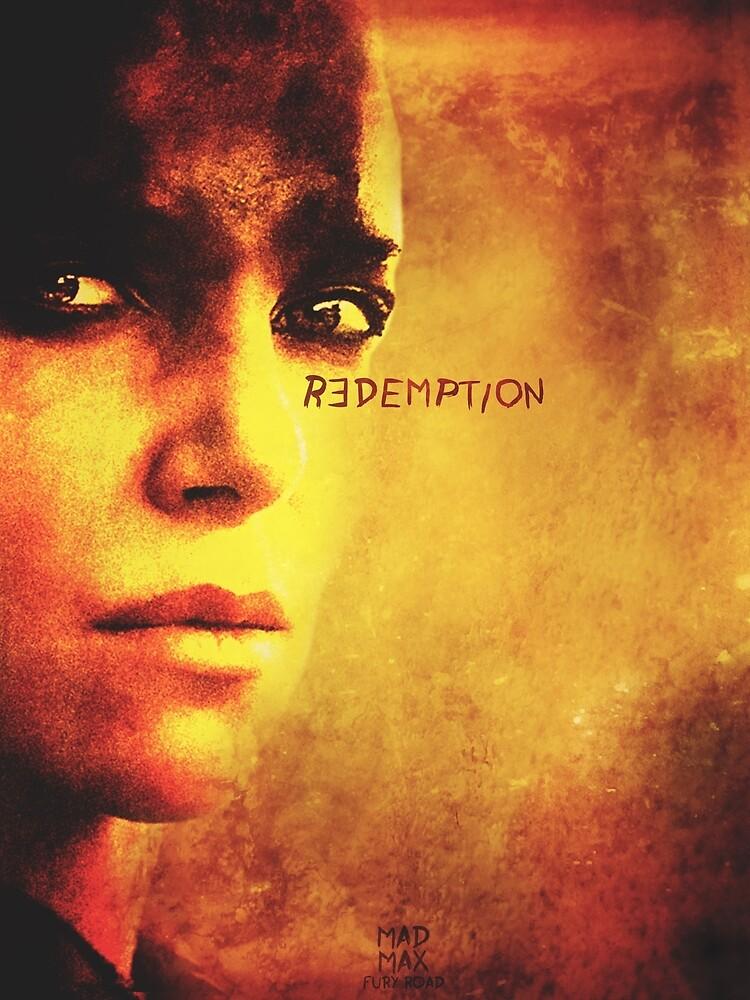 Redemption by Suzanne Charette