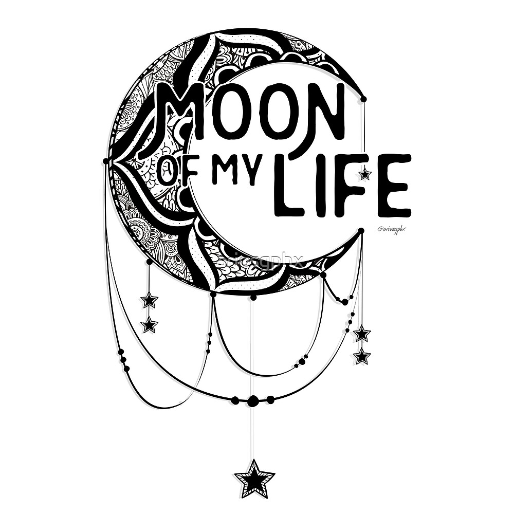 Moon Of Life: Ink by ariosgphx