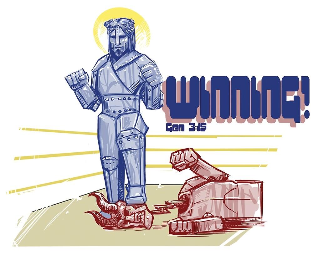 Winning! Genesis 3:15 by 1B1S
