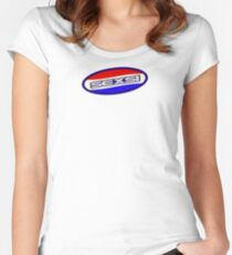 Britney Sexsi top Women's Fitted Scoop T-Shirt