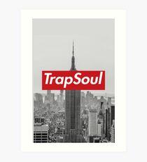 ESB: TrapSoul Art Print