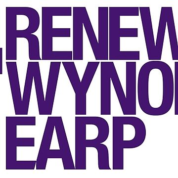 #RenewWynonnaEarp by StarzyNight