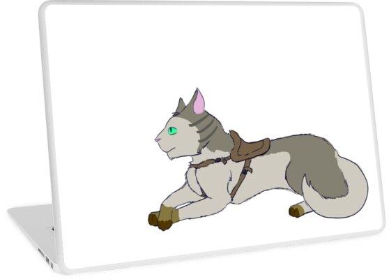 Cat Rider's Trusty Mount by PurpleBallSTU